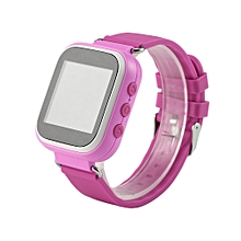 Kids Smart Watch Positioning Color Display Multiple Languages SOS Anti Lost
