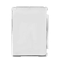 Crystal Clear Hard PC Plastic Back Case Cover Slim Shell For Apple iPad Air clear