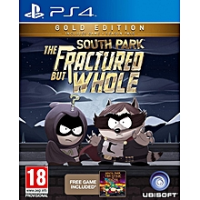 PS4 Game South Park The Fractured But Whole Gold Edition