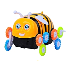 12 Wheels Electric Dumpers Car Animal Shape Stunt Toy Novelty Gift For Children