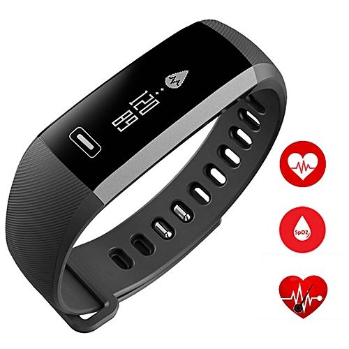 CURREN R5 PRO IP67 Waterproof  Smart Sport Bracelet Dynamic Blood Oxygen Monitor Smart Wrist Band
