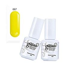 Gelpolish Women 5ML Gel Nail Polish Nail Art Nail Gel Polish-White
