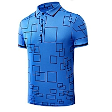 2018 Sports Soccer Polo Shirt Summer New World Cup Fashion Checked T-Shirts