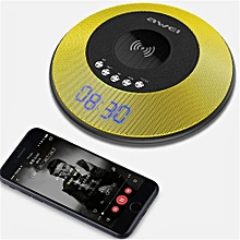 New Wireless Charging Bluetooth Speaker Portable Card FM Bluetooth Audio Comes With Voice Call Radio