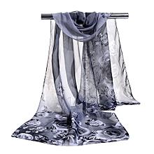 Fashion Women Chiffon Soft Wrap scarf Ladies Shawl Scarf Scarves GY