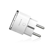 BlitzWolf® BW-SHP6 EU Plug Metering Version WIFI Smart Socket 220V-240V 10A Work with Amazon Alexa