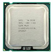Core 2 Duo E8500 CPU Dual Core 3.16GHz 775 Pin Processor - Silver