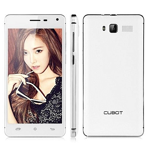 CUBOT S200 5 Inch IPS Screen Android 4.4 MTK6582 1.3GHz Quad-core Smartphone