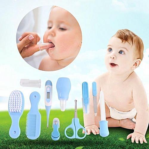 ca0ecdd7b UNIVERSAL 10 Pcs set Infant Baby Health Care Kit Nail Hair ...