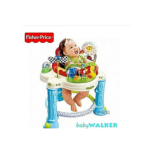 9171f218e Fisher Price Baby Walker Rainforest Jumperoo-Multicolor @ Best Price ...