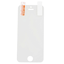 Clear Screen Guard Protector with Cleaning Cloth for iPhone 5 (Fits All Carriers)
