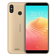 S9 Pro,  2GB+16GB, Dual Back Cameras,  Face ID & Fingerprint Identification, 5.5 inch Android 8.1 MTK6739 Quad-core 64-bit up to 1.3GHz, Network: 4G, Dual SIM(Gold)