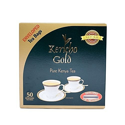 50 Tea Bags Premium100g-Enveloped