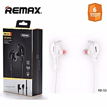 Remax RB-S5 Sports Bluetooth Headset Multi-Functional High-Performance Metal Dynamic Headphone  OPTTCOOL