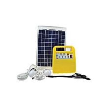DC Solar Generator with Radio