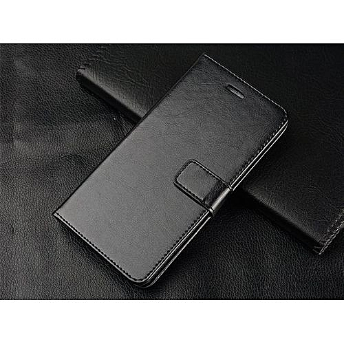 the best attitude c6324 61356 Leather Flip Cover Wallet Cover Case For OnePlus One / 1+1