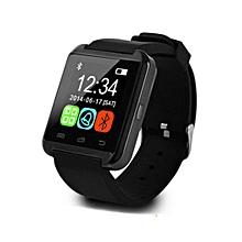 Unisex USB Bluetooth Smart Wrist Watch Mobile Phone Pedometer Smart Wrist Watch-Array