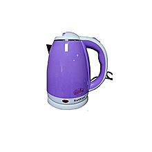 Kettle (Electric) - 1.8 L Cordless -Purple