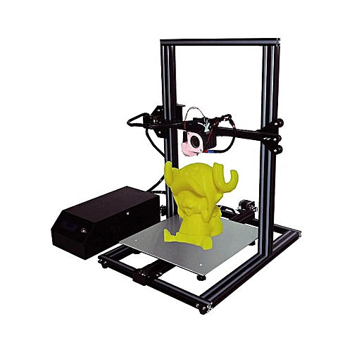 Buy Generic KREATEIT KR-10S Thor 3D Printer Kit Dual Z Axis Aluminum ...