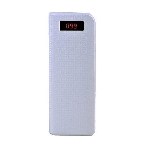Power Bank - 30,000mAh - White