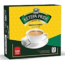 Pride Economy 50 Tagless Tea Bags - 100g