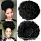 Afro Puff Drawstring Extension