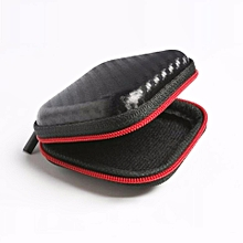 KZ Case Bag High End In Ear Earphone Headphones Storage Case Bag Earphone case bag  XBQ-A
