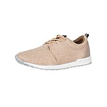 Beige Men's Sneakers