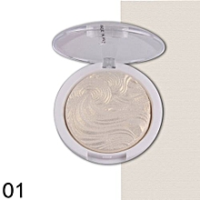 3D Shimmer Highlighter Face Powder Palette Face Base Shine Illuminator Makeup