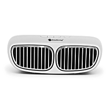 NR - 2020 Wireless Bluetooth Stereo Speaker Portable Player-SILVER