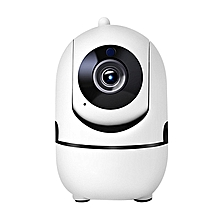 Wireless Security WiFi Camera, IP Camera For Home Security Surveillance Baby/Pet Monitor With PTZ Two Way Audio Motion Detection Night Vision. IOS, Android App (1080P EU Plug)