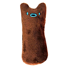 Home-Catnip Plush Toy Cat'S Bite Pet Play Funny Gifts Interactive Scratches coffee