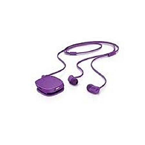 H5000 Bluetooth Headsets - Purple.