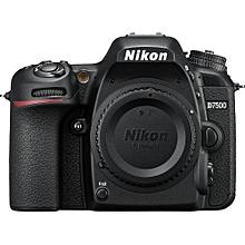 D D7500 20.9MP DSLR Camera (Body Only)