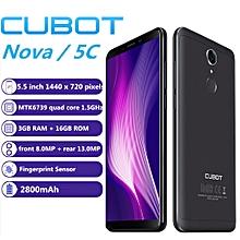 Nova 4G Phablet 5.5 inch Android 8.1 MTK6739 Quad Core 3GB RAM 16GB ROM