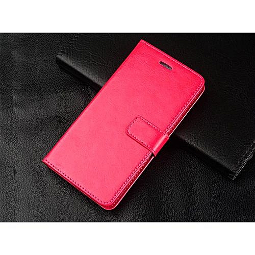 super popular 2d94f 0ceea Leather Flip Cover Wallet Cover Case For VIVO Y83 / Y81