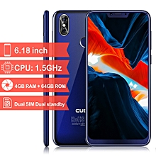 CUBOT P20 4G Phablet 6.18 inch Android 8.0 MTK6750T Octa Core 4GB RAM 64GB ROM
