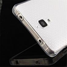 Ultra Slim Transparent White Soft TPU Silicone Gel Cover Case For Xiao MI4