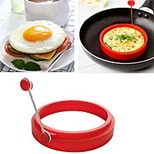 Omelette Maker Mold Round Shape Silicone Nonstick Frying Egg Mould Shape Ring Pancake Rings Mold