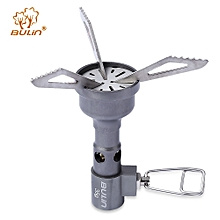 Outdoor Hiking Camping Portable Titanium Alloy Stove