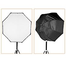 Godox 80cm Portable Octagon Softbox Umbrella Brolly Reflector for Speedlight Flash