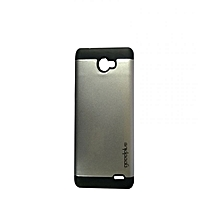 X600 - Hot Note 2 Slim Armor Back Cover - Silver