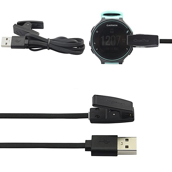 ... Cradle Charging Dock Desktop USB Charging Clip Charger Cable For Forerunner 235 630 735XT Smart Watch ...