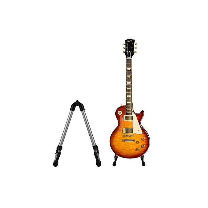 universal sk20 alloy guitar stand universal folding for acoustic electric guitars best price. Black Bedroom Furniture Sets. Home Design Ideas