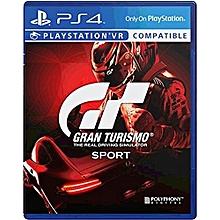 PS4 Game Gran Turismo Sport