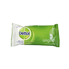 Anti-Bacterial Wipes 10 Pieces