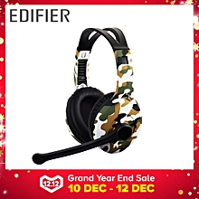 Edifier G10 High Performance 7.1 Virtual Surround Sound Gaming Headset SWI-MALL