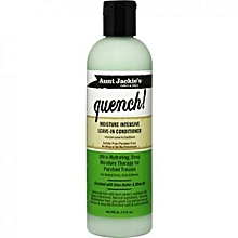 Aunt Jackie's Curls & Coils Quench Moisture Intensive Leave-In Conditioner - 12oz