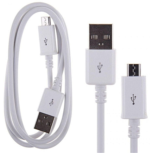 Android Pin USB Cable - 1M - White