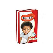 Dry Comfort , Size 3 (5-9 Kgs)  - 36 Diapers